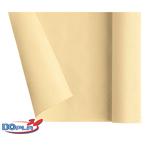 Tovaglia di carta - larghezza 120 cm - crema - Dopla - rotolo da 7 mt