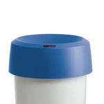 Coperchio per contenitore Modo Round - anello blu - Rotho