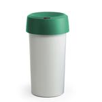 Coperchio per contenitore Modo Round - anello verde - Rotho
