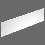 Pannello divisorio per scrivania multiple Agorà - 160x32cm - bianco - Artexport