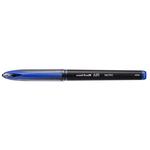 Roller Uni Ball Air con cappuccio - punta 0,5mm - blu - Uni Mitsubishi