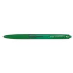 Penna a scatto Supergrip G  - punta 1,0mm - verde - Pilot