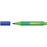 Fineliner Link-It - punta 0,4mm - blu - Schneider