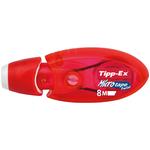 Correttore a nastro Micro Tape Twist - 5mm x 8mt - colori assortiti - Tipp Ex - box 10 correttori