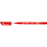 Fineliner Stabilo Sensor - tratto 0,3mm - rosso - Stabilo