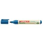 Marcatore 21 Ecoline - punta conica da 1,50-3,00mm - blu - inchiostro permanente  - Edding