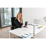 Supporto da tavolo per tablet - morsetto e braccio estensibile - Tablet Holder Table Clamp - da 7