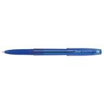 Penna a sfera Supergrip G con cappuccio - punta 0,7mm - blu  - Pilot