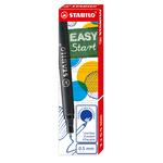 Refill per penna sferografica ergonomica Easyoriginal  - punta media - blu - Stabilo