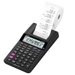 Calcolatrice scrivente 12 cifre hr-8rce nero casio
