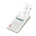 Calcolatrice scrivente 12 cifre hr-8rce bianco casio