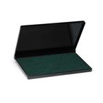 Cuscinetto 9052 per timbri in gomma - 7x11 cm - verde - Trodat