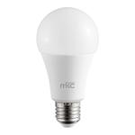 Lampada - Led - goccia - A60 - 15W - E27 - 3000K - luce bianca calda - MKC