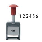 Numeratore automatico 6cifre 5,5mm 5756/p trodat