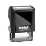 Timbro Original Printy 4.0 4910 - autoinchiostrante - personalizzabile - 26x10 mm - 3 righe - Trodat