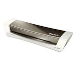 Plastificatrice ILam HomeOffice - A4 - grigio - Leitz