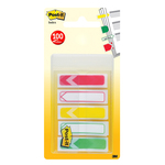 Segnapagina Post it® Index Mini Freccia - 12x43,2 mm - Post it® - conf. 100 pezzi