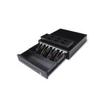 Cassetto portadenaro KE350 - 35x40,5x9 cm - nero - Iternet
