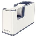 Dispenser WOW - grigio - nastro adesivo incluso - Leitz