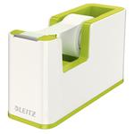 Dispenser WOW - verde - nastro adesivo incluso - Leitz