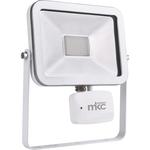 Lampada da esterno ip65 a led 20w 3200k con sensore movimento mkc