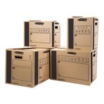 Scatola per traslochi Classic Cargo - 51.4x36.4x39.8 cm - Fellowes