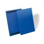 Buste identificative magnetiche - formato A4 verticale (210x297 mm) - Durable - conf. 50 pezzi