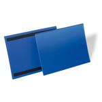 Buste identificative magnetiche - formato A4 orizzontale (297x210 mm) - Durable - conf. 50 pezzi