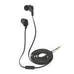 Auricolari impermeabili - microfono integrato - nero - Trust