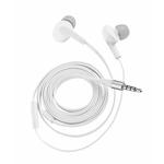 Auricolari impermeabili - microfono integrato - bianco - Trust