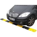 Rallentatore di velocità portatile - lunghezza 300 cm - giallo/nero
