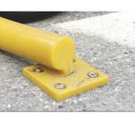 Tasselli per barriere - 135 mm -  poliuretano - kit 4 pezzi