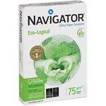 Mini bancale 50 risme Navigator eco-logical 75g