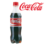 Coca Cola - PET - bottiglia da 450 ml