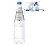 Acqua frizzante - PET - bottiglia da 1 L - San Benedetto