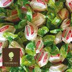 Caramelle Mini - gusto menta - Theobroma - busta da 500 gr