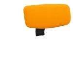 Poggiatesta per seduta ergonomica Kemper A - arancio - Unisit