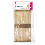 Stecca in legno - 18x150mm - CWR - Conf. 50 pezzi