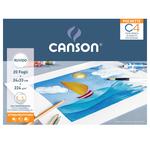 Album Pochette C4 - 240x330mm - 20fg - 224gr - ruvido - Canson