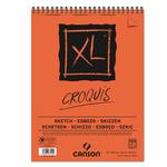 Album XL Croquis - 297x420mm - 120fg - 90gr - Canson