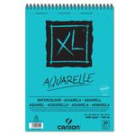 Album XL Aquarelle - A4 - 300 gr - 30 fogli - Canson