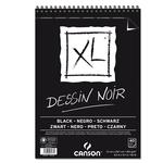 Album XL Dessin noir - 210x297mm - 40fg - 150gr - Canson