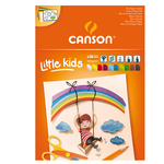 Album Little kids 2+ - 210x297mm - 30fg colorati - 120gr - Canson