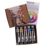 Scatola 5 colori a olio extrafini Primary - 20ml - colori primari - Maimeri