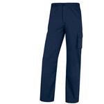 Pantalone da lavoro Palaos Paligpa - cotone - taglia XL - blu - Deltaplus