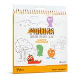 Astuccio 24 matite colorate Molors OSAMA