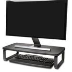 Supporto monitor plus largo - peso massimo 18 kg - nero - Kensington