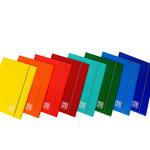 Cartellina One Color - 26x35cm - 3 lembi - con elastico - Blasetti