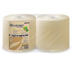 Bobina asciugatutto EcoNatural - 800 strappi - microgoffrata - 200 m - Lucart