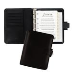 Organiser Metropol Pocket - similpelle - nero - 14,6 x 11,5 x 3,5cm - Filofax